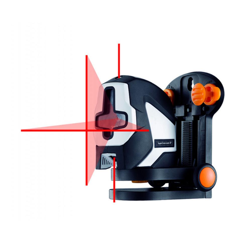 Лазерный уровень Laserliner SuperCross-Laser 2P 081.125A