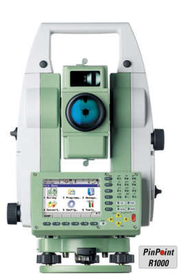 Тахеометр Leica TCR1201+ (R1000)