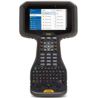 Полевой контроллер Trimble TSC5 - WWAN, GMS Russia OS