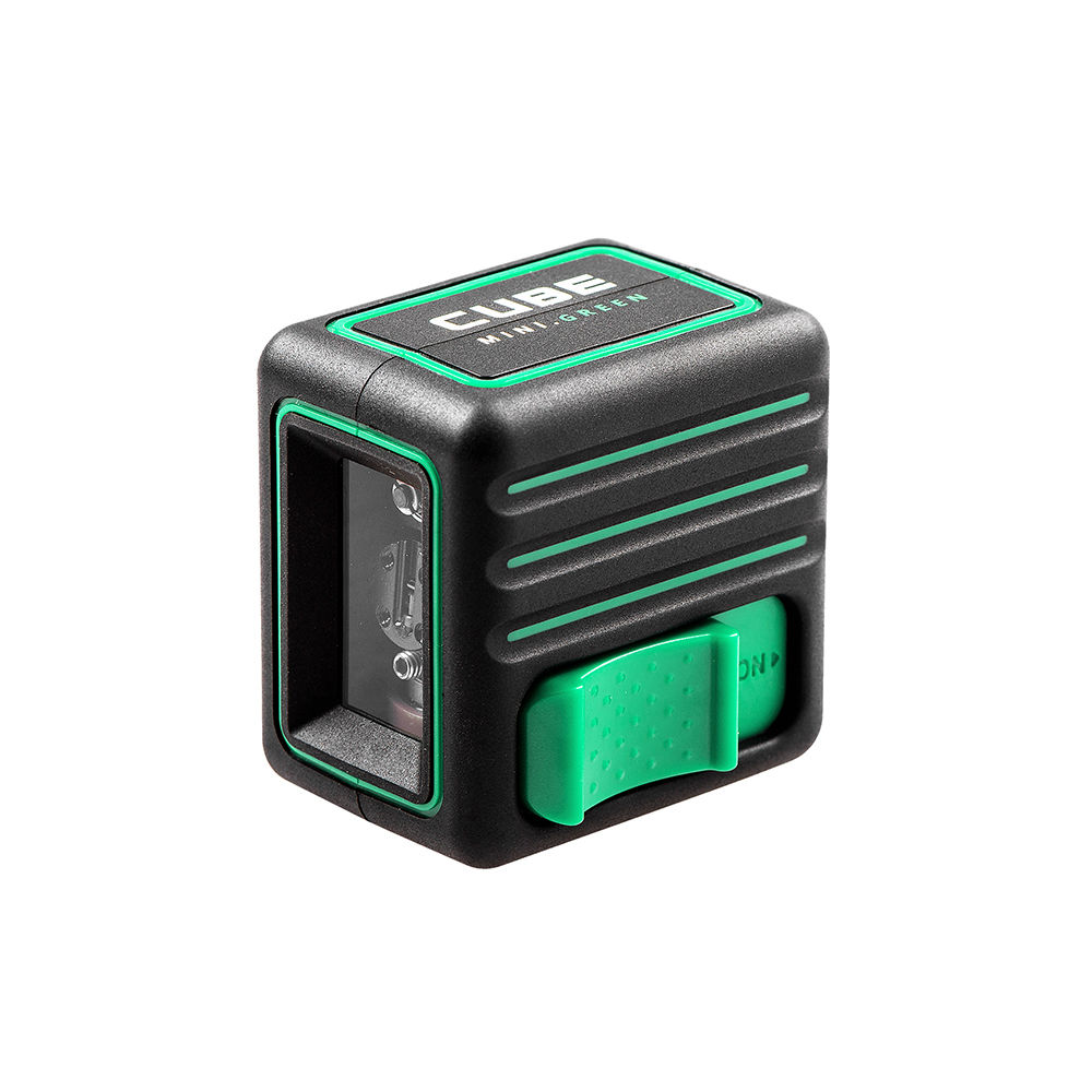 Лазерный уровень ADA Cube MINI Green Professional Edition А00529