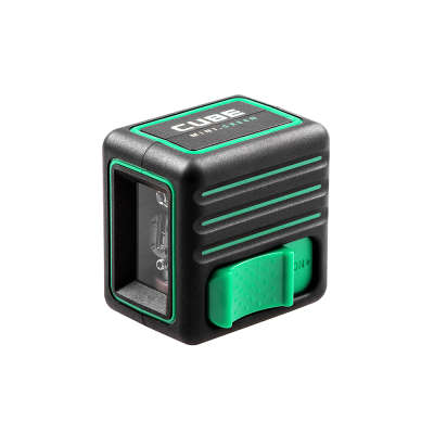 Лазерный уровень ADA Cube MINI Green Professional Edition (А00529)