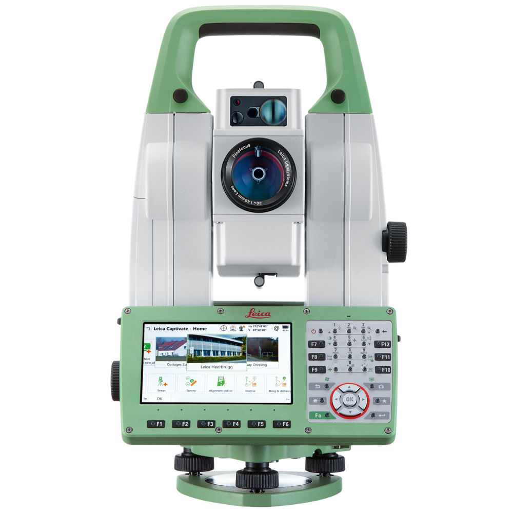 """Роботизированный тахеометр Leica TS16 M R1000 (2"""") 822469"""