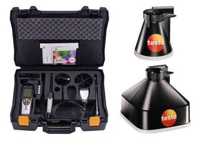 Измерительный прибор Testo 435-3 (0560 4353)