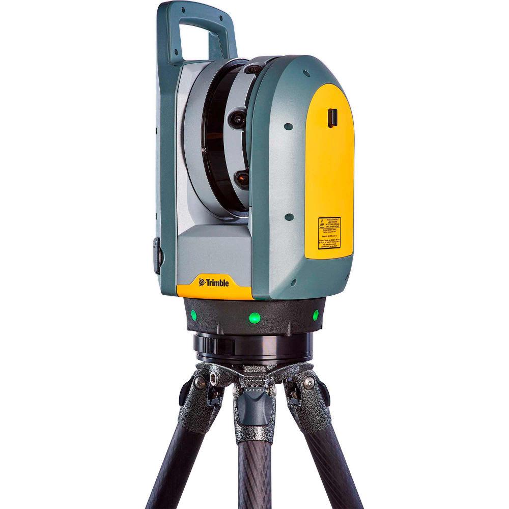 Наземный 3D-сканер Trimble X7