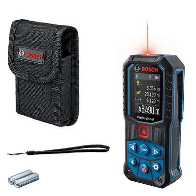 Лазерный дальномер Bosch GLM 50-27 C (0601072T00)