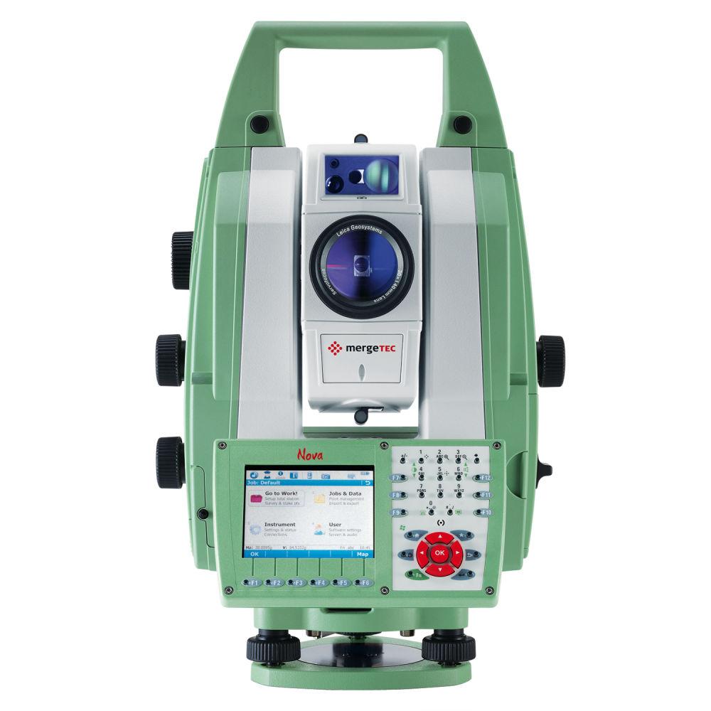 "Тахеометр Leica TM50 I 1"" 805086"