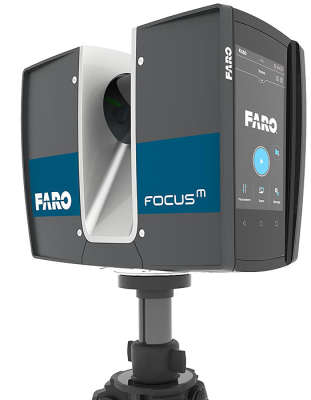 Лазерный сканер FARO FOCUS M70