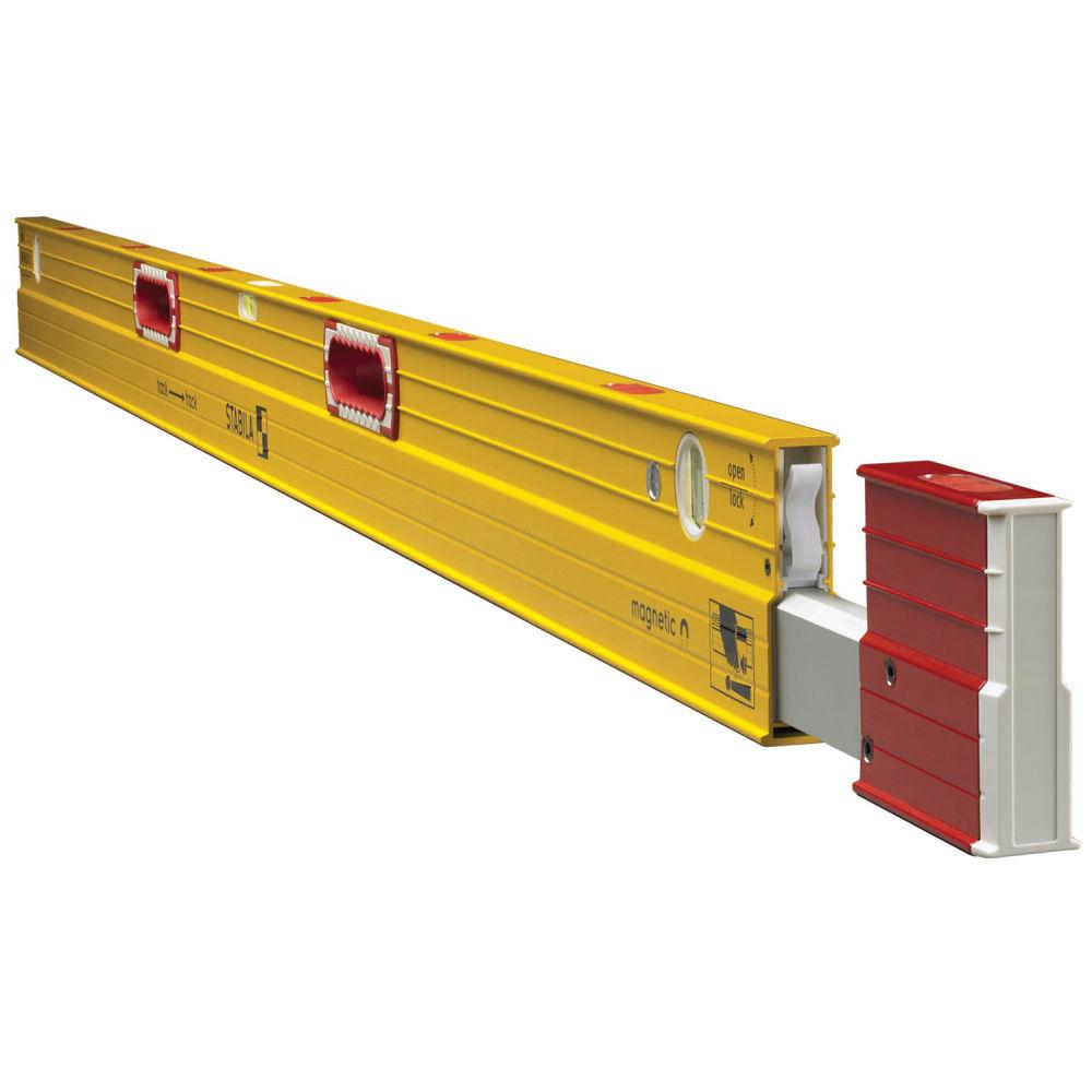 Уровень раздвижной STABILA 106TM (186-318 см) 17710