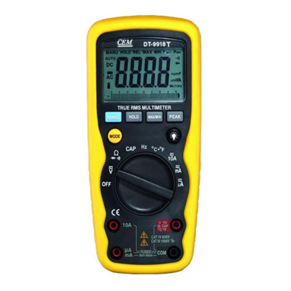 Мультиметр CEM DT-9918T 481066