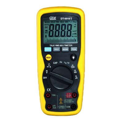 Мультиметр CEM DT-9918T 481 066