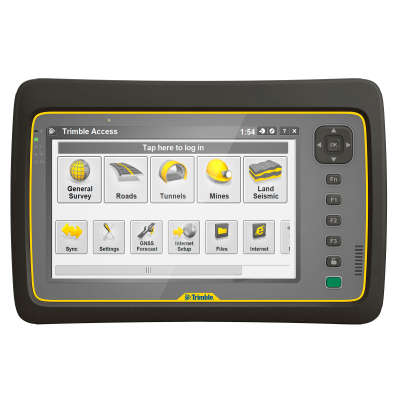 Планшет Trimble Tablet Rugged PC, TA, Cirronet radio, extended batteries (TAB-01-SX10)