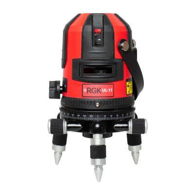 Лазерный уровень RGK UL-11