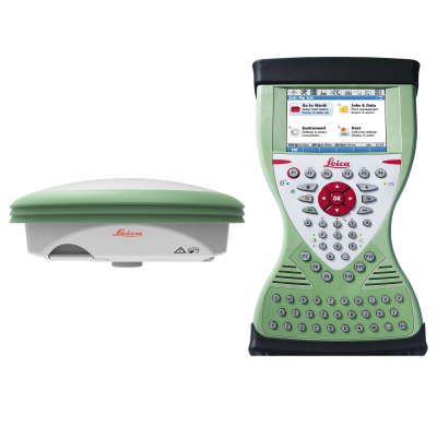 RTK-ровер Leica GS08plus CS15, 1 год SmartNet