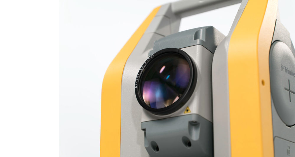 Trimble C5 HP - фото дальномера