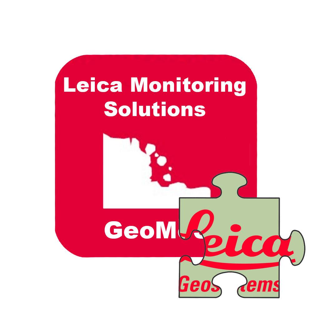 Программное обеспечение LEICA GeoMoS Monitor Option 2 774136