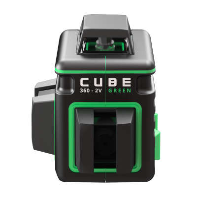 Лазерный уровень ADA Cube 360-2V Green Professional Edition А00571