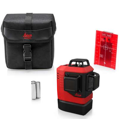 Лазерный уровень Leica Lino L6Rs