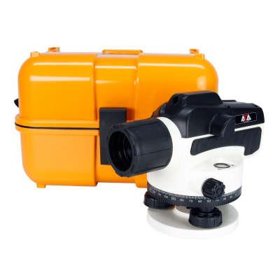 Оптический нивелир ADA Ruber 32 с поверкой + Staff 3 + Light S  А00201_К