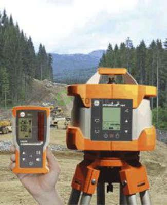 Ротационный лазерный нивелир Nedo Primus2 H2N (472031)