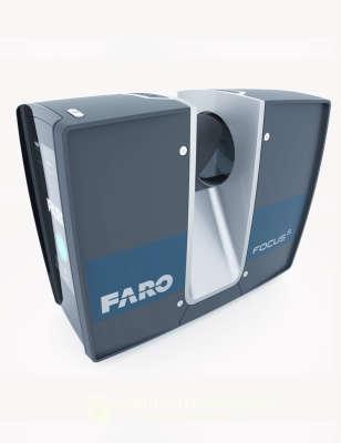 Лазерный сканер FARO FOCUS S70