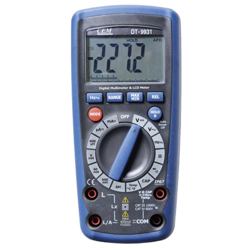 Мультиметр CEM DT-9931 481 684