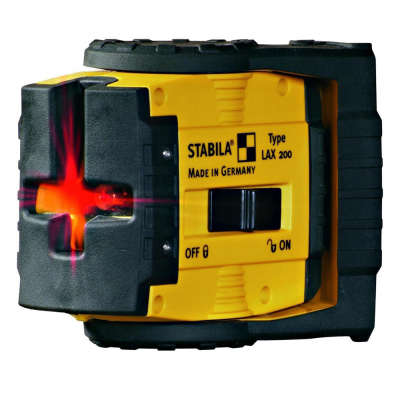 Лазерный уровень STABILA LAX200