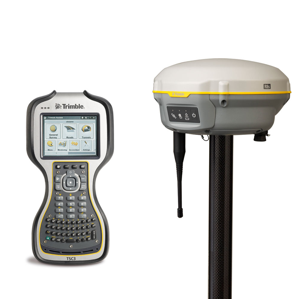 Комплект RTK-ровера Trimble R8s GSM/UHF, NetRover TSC3