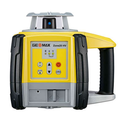 Ротационный лазерный нивелир GeoMax Zone20 HV digital 6010634