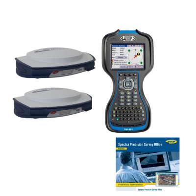 RTK-комплект база + ровер Spectra SP80 GSM, Base, Rover Ranger3 + SPSO