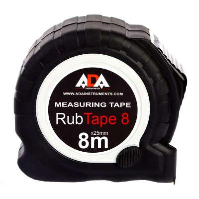 Рулетка ADA RubTape 8 А00157