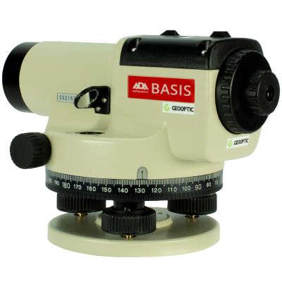 Оптический нивелир ADA Basis + Staff 3 + Light S А00117_К