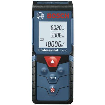 Лазерный дальномер Bosch GLM 40 Professional (0.601.072.900)