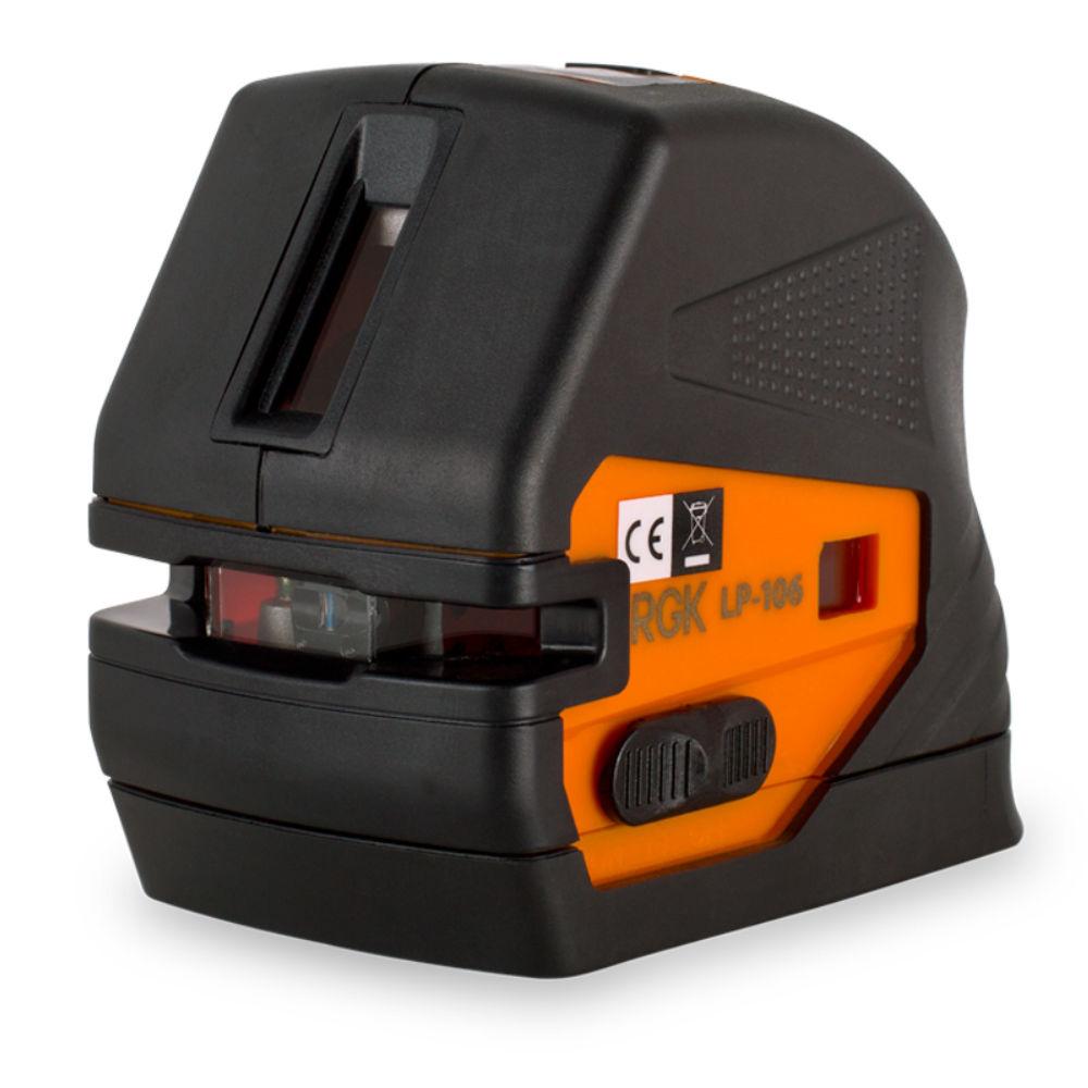 Лазерный уровень RGK LP-106 new 4610011870125