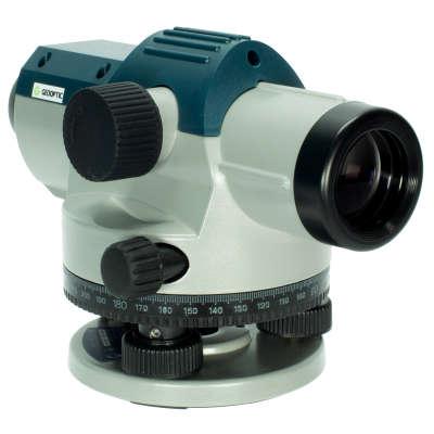 Оптический нивелир Bosch GOL 26D + штатив BT160 + рейка GR500 (0601068002)