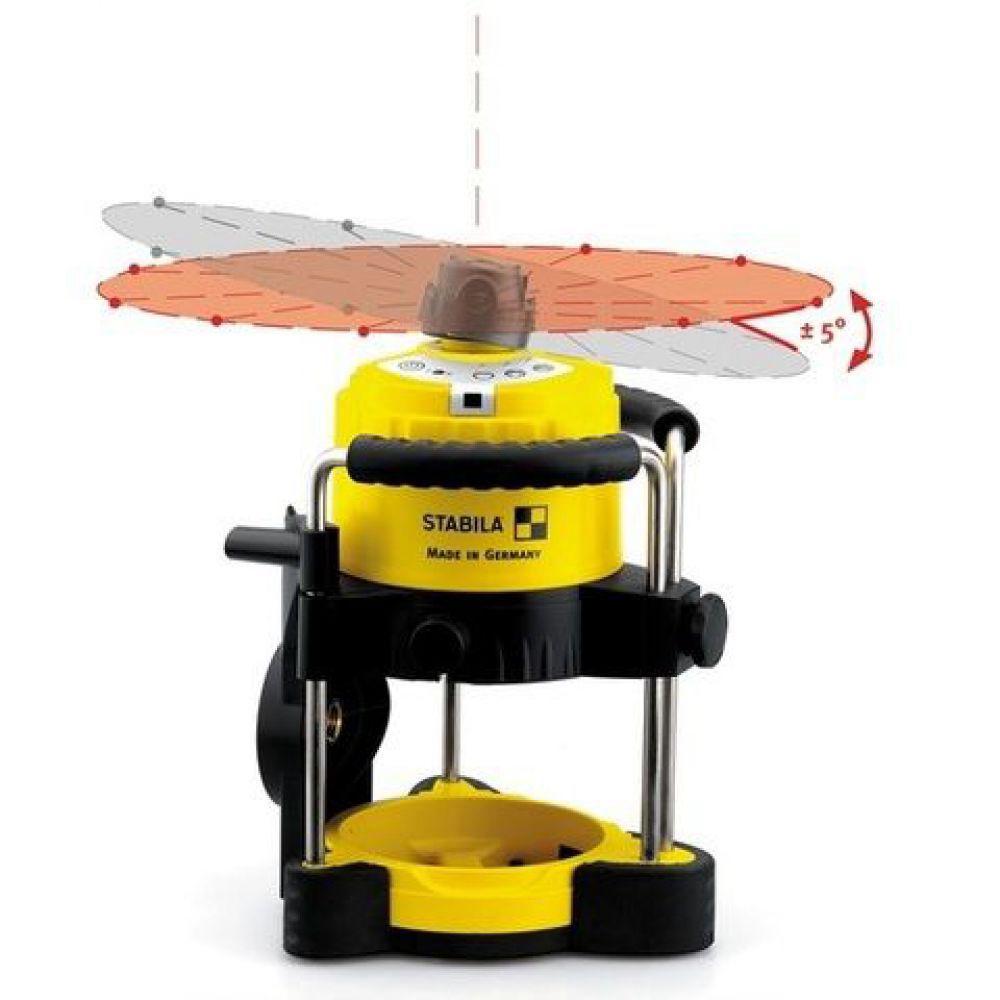 Ротационный нивелир Stabila LAR100 Complete Set 15993