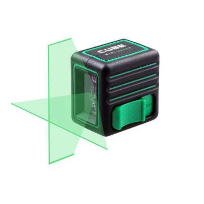 Лазерный уровень ADA Cube Mini Green  Basic Edition (А00496)