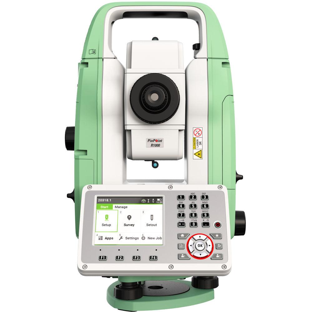 """Тахеометр Leica TS07 R500 (1"""") Arctic 868857"""