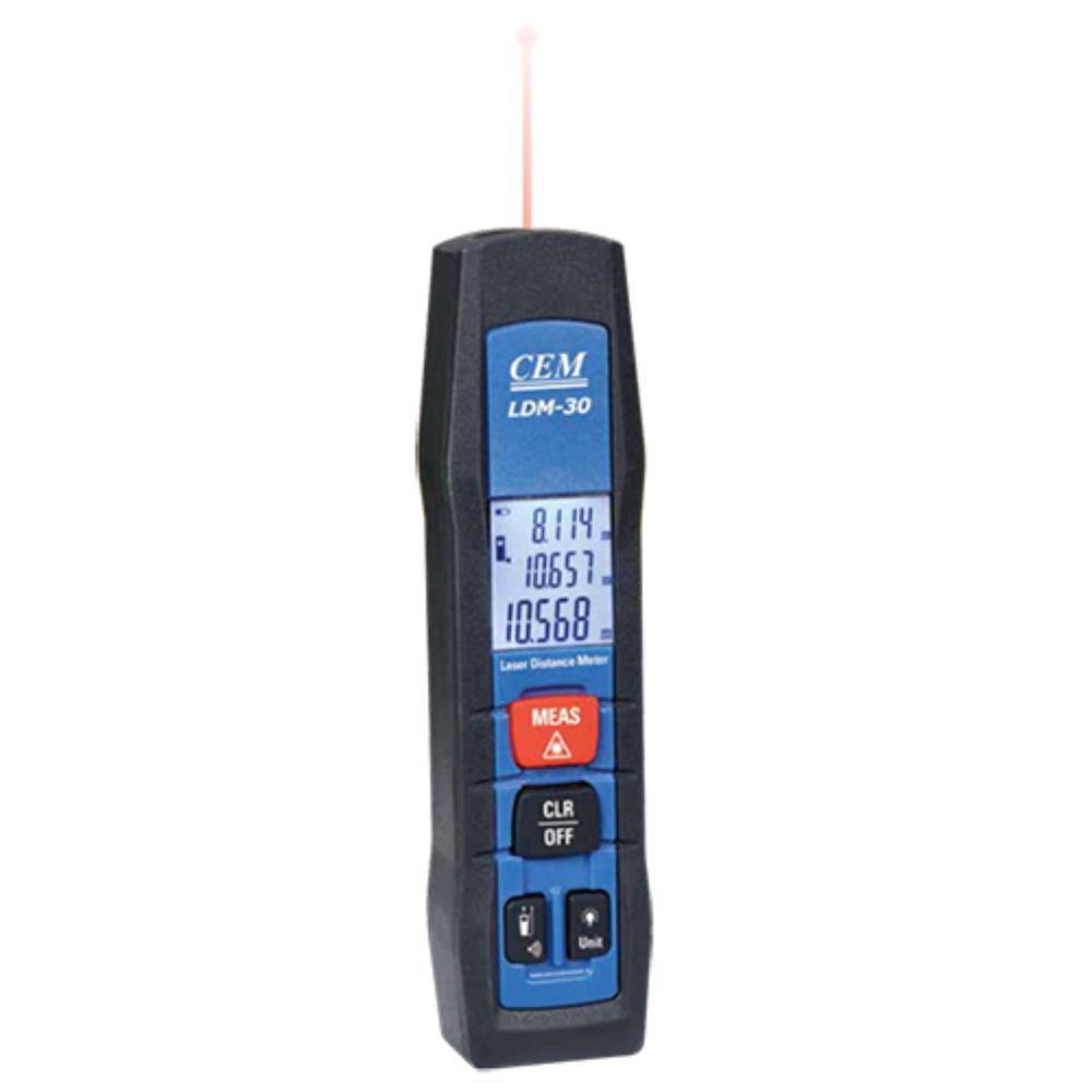 Лазерный дальномер CEM LDM-30 482 155