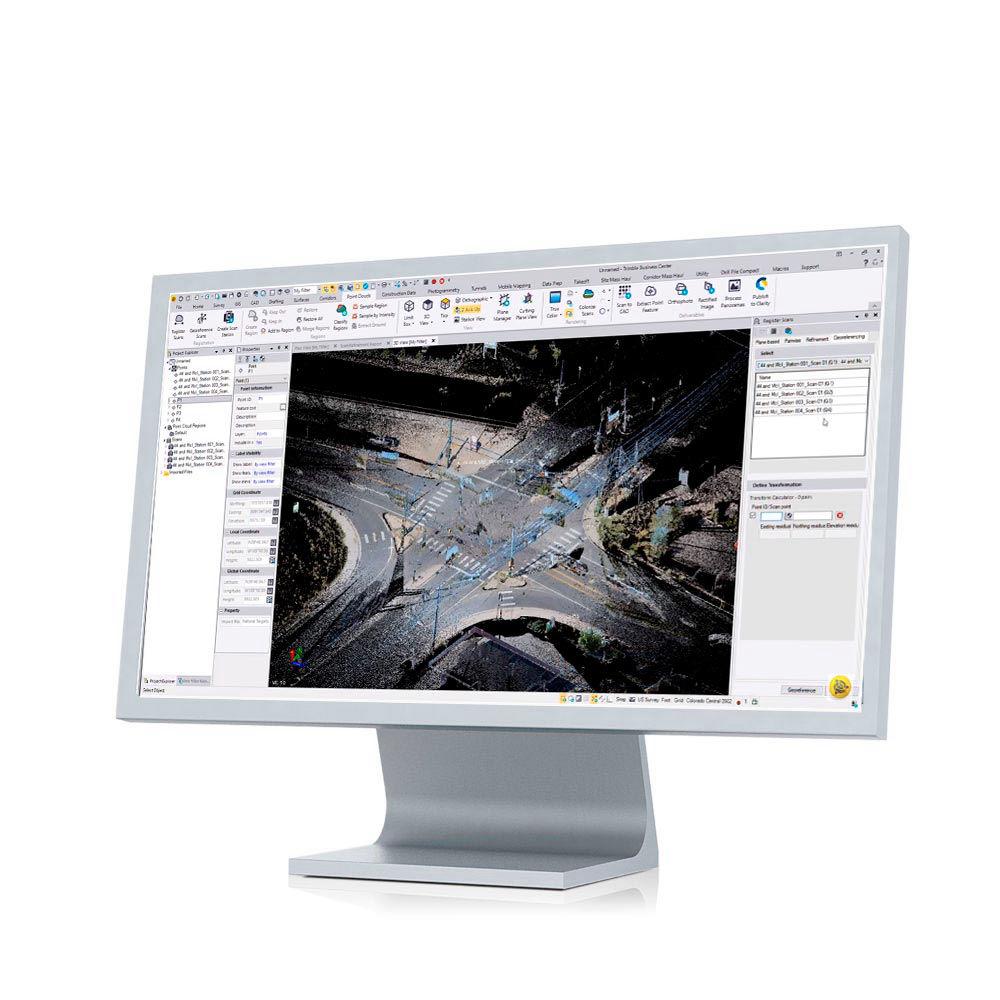 Дополнительный модуль Trimble Add Scanning Module  63603-00