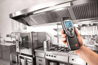 Газоанализатор Testo 315-3 с Bluetooth 0632 3154