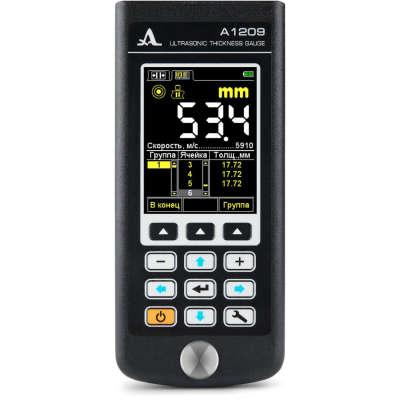 Ультразвуковой толщиномер АСК А1209