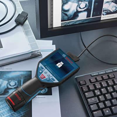 Видеоскоп Bosch GIC 120 C (L-Boxx) 0.601.241.201