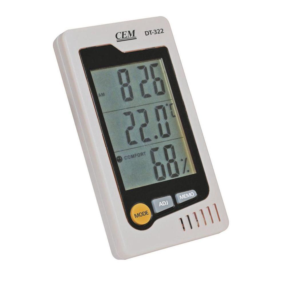 Термогигрометр CEM DT-322 481707