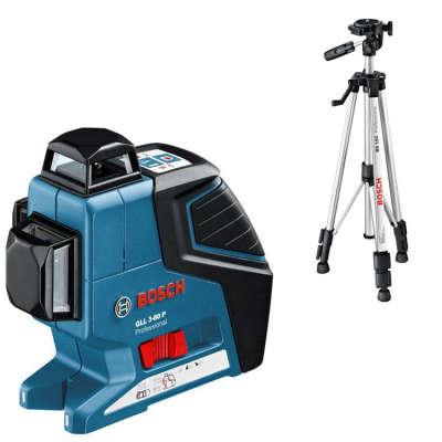 Лазерный уровень Bosch GLL 2-80 P (BT150) 0601063205