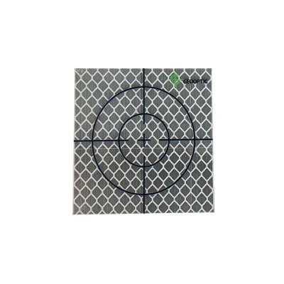 Марки рефлекторные GEOOPTIC GZM50 (50*50 мм, белые) 10 шт.
