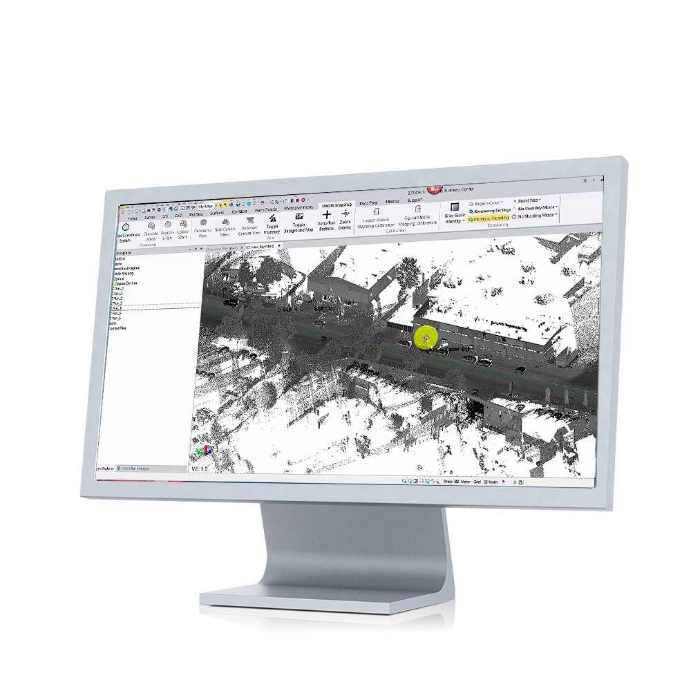 Дополнительный модуль Trimble MX9 MTA Correction - Module T001253
