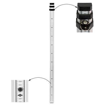 Телескопическая рейка RGK TS-3 + поверка 4610011870972
