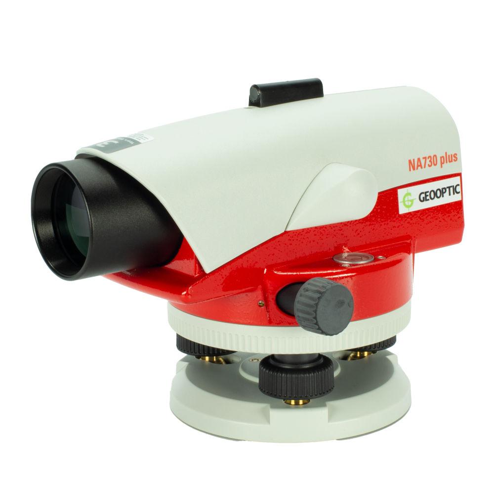 Оптический нивелир Leica NA730plus с поверкой 833190