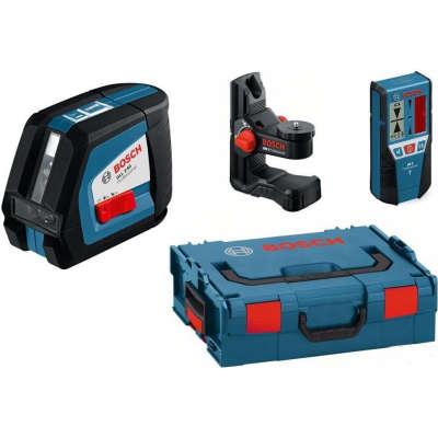 Лазерный уровень Bosch GLL 2-50 (BM1, LR2, L-boxx) 0601063109
