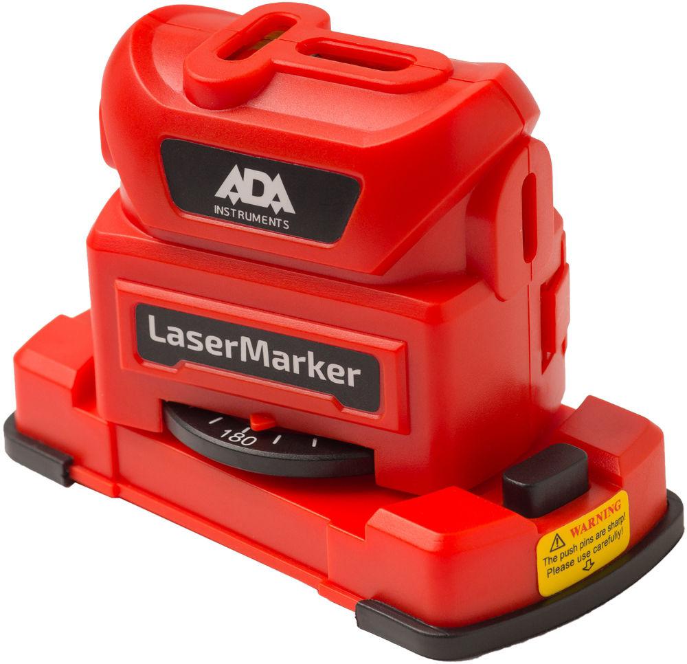 Лазерный уровень ADA LaserMarker А00404
